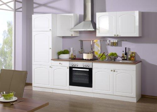 Held Möbel Küchenzeile 270 in mit E-Geräten