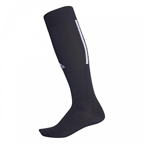 ADIDAS Kinder Santos 18 Socken, Black/White, EU 27-30