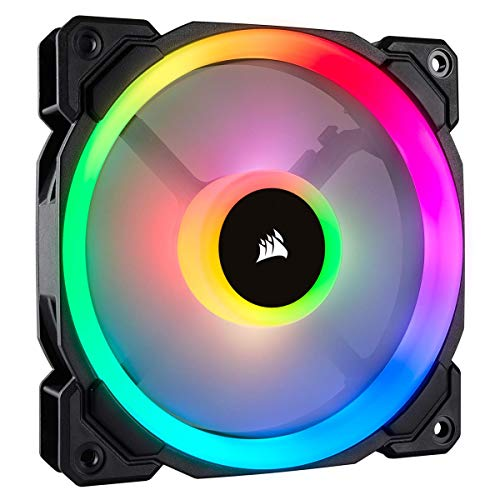 Corsair LL120 RGB (singola, senza Lighting Node PRO)