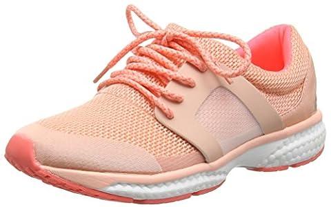 Blink BpushL, Damen Sneakers, Mehrfarbig (1636 Nude/neon coral), 40 EU