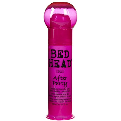 TIGI Bed Head After Party Smoothing Cream for Silky Shiny Hair, 3.4 Ounce by TIGI
