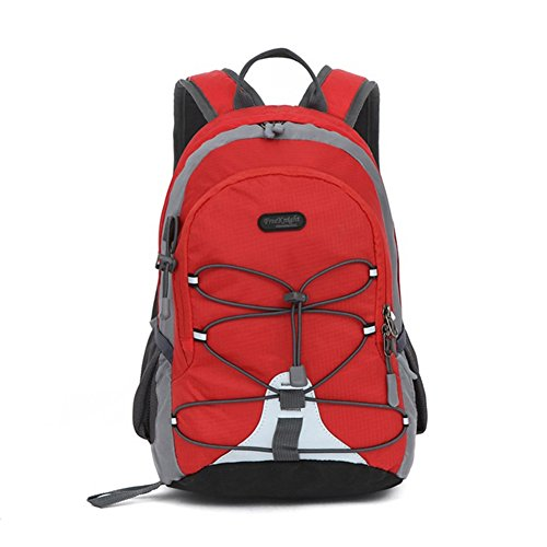 Samber Kinder Rucksack Schulbeutel Kinder Bookbag Rot12