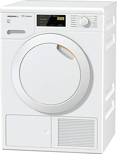 Miele TDB220WP Independiente Carga frontal Blanco