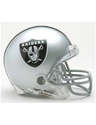 NFL Riddell Football Mini-Helmet Oakland Raiders