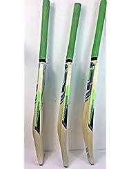 Pelotas de tenis bate de críquet 103, ligero, adukt tamaño 2017diseño, Toe Guarded