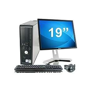 """Lot PC DELL Optiplex 780 SFF Core 2 Duo E7500 2.9Ghz 4Go 2To W7 pro + Ecran 19"""""""