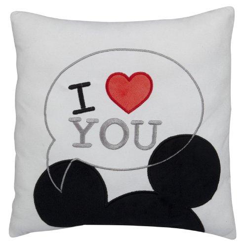 Disney 15171 - cuscino love, 30x36 cm