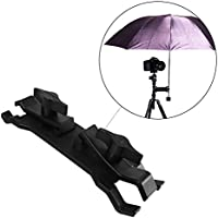 Selens Clip de Paraguas de Cámara Abrazadera Clamp Soporte Fotografía Fotográfico Accessorio Bracket para Trípode Tripod