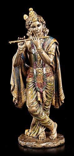 Krishna Figur - Indischer Gott - Hinduismus Indien