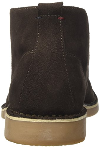 Uspolo Assn. Herren Amadeus13 Desert Boots In Suede Marrone (marrone Scuro)