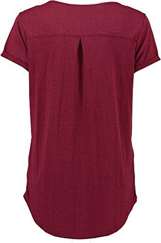 Garcia Damen T-Shirt T60218 rot (burgundy red 1952)