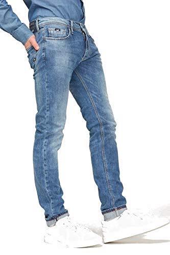c7c3764b76 GAS Anders K Vaqueros Slim, Azul Claro, 44 (Talla del Fabricante: 32) para  Hombre