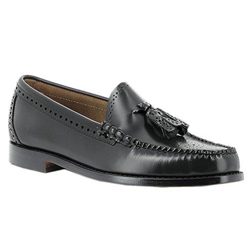 366be98df69 G.H. Bass   Co. Mens Larkin Brogue Black Leather Shoes 44 EU