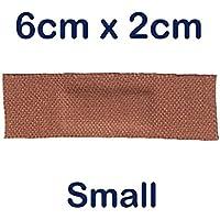 5x Steroplast Premium Qualität Stoff Medical Grade Fingerpflaster klein 6cm x 2cm preisvergleich bei billige-tabletten.eu