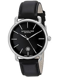 Stührling Original Reloj con movimiento cuarzo suizo Man Agent 42 mm