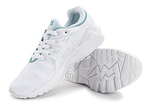 Baskets Asics Gel Kayano Trainer EVO Blanc Blanc