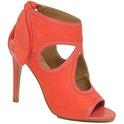 SHLEP , Damen Pumps, Pink - rosa - Größe: 40