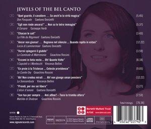 Les Joyaux du Bel Canto - Arias de Donizetti, Bellini, Verdi et Rossini