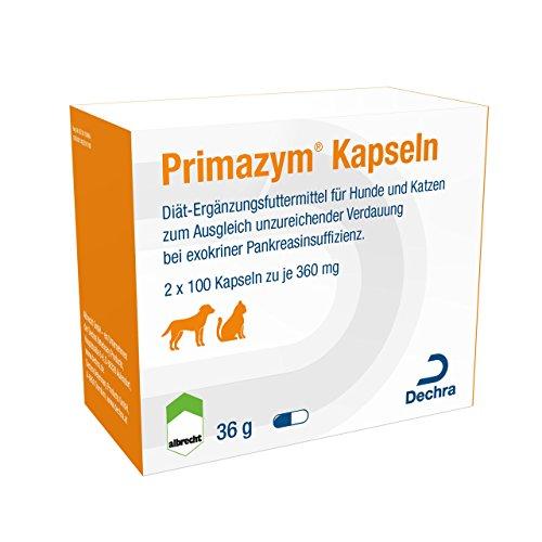 Albrecht Primazym Kapseln, 2 x 100 Kapseln zu je 360 mg