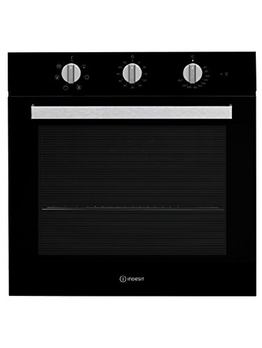 Indesit IFW 6530 BL - Horno (Medio, Horno eléctrico, 66 L, 66...