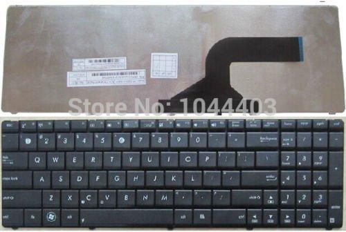 Lapsparesin ASUS X55A X55C X55U X55VD X55 X55X X55CC US Laptop Keyboard