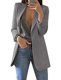 31e3e9099 Amazon.es  Trajes y blazers - Mujer  Ropa  Chaquetas de traje y ...