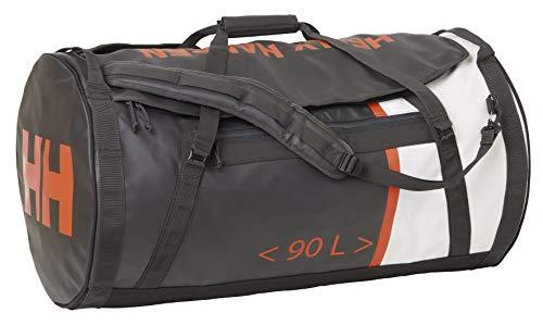 Helly Hansen HH Duffel Bag 2 Bolsa de Viaje, Unisex Adulto, Gris (Ebony 983), 50L (S-59x30 cm)