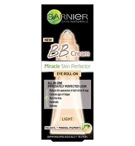 Skin Perfektor (Garnier Skin Naturals Bb Cream Haut Perfektor Augen Roll-On-Licht 7Ml - Packung mit 2)