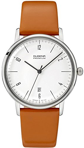 Dugena Unisex Adult Analogue Automatic Watch with None Strap 4460785