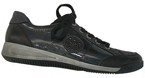 ara - Rom, Pantofole da Donna Nero