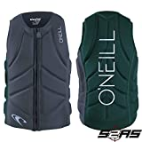 O'Neill Slasher Comp Vest Protektor graph/reef