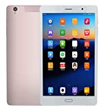 Bovake 8 Zoll Android 6.0 Telefon Tablet PC 2 GB + 32 GB Dual Kamera WiFi Bluetooth Typ-C Dual SIM (Roségold)