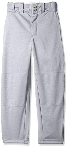 Wilson Baseballhose für Jugendliche, klassisch, mit Paspelierung, Jungen Mädchen, Grey/Royal, X-Large (Hose Für Baseball-uniform, Kinder)