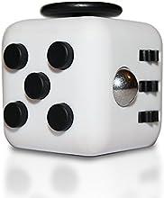 Fidget Spinner, Premium Hybrid Si3N4 Teniendo Tri-Spinner Fidget Spinning Toys Mata Tiempo Alivia el Estrés