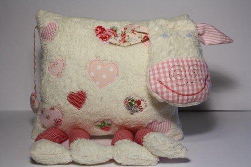 Lilli Löwenherz Lina die Kuh in rosa (Kuh Hello Kitty)
