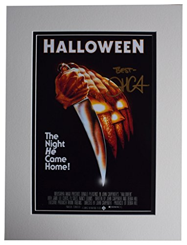 Sportagraphs John Carpenter SIGNED autograph 16x12 photo display Halloween Film COA PERFECT GIFT