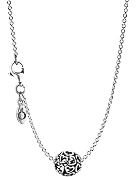 Pandora Damen Halskette Hearty 79893
