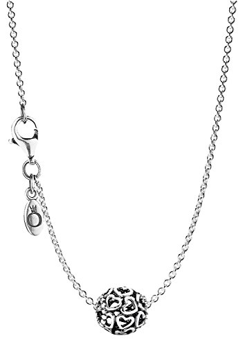 Pandora Damen Halskette Hearty 79893