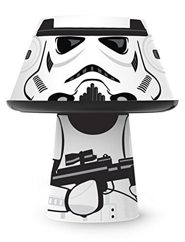 Star Wars Storm Trooper Stacking Meal Set (Red/Black)