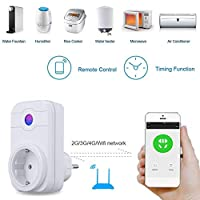 Aitravel Support ECHO Smart Socket Wifi Mobile Phone Timer Switch Socket Remote Control European Regulations