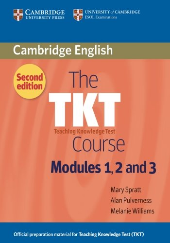 THE TKT COURSE MODULES 1
