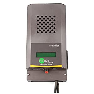 REhub MPPT : 12/24V 40A - Now add Solar to your existing backup Inverter