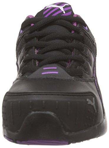 Puma  Stepper Wns Low S2 HRO SRC, Puma, Chaussures de sécurité femmes Noir/lilas