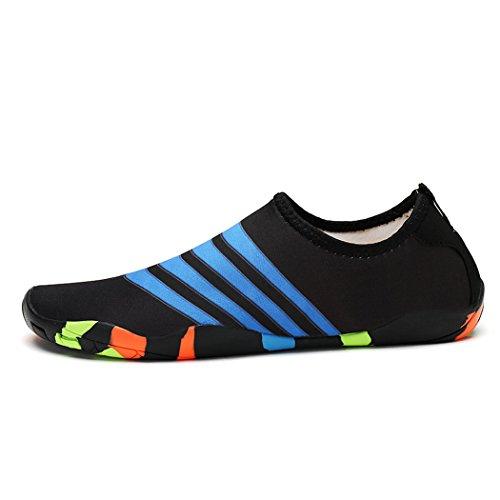 Summer Light Outdoor Sneakers Chaussures de Plage d'eau Yoga Seaside Aqua Shoes