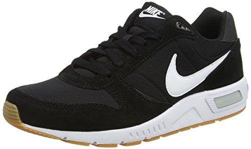Nike Nightgazer, Scarpe da Corsa Uomo, Nero (Black/White 006), 43 EU