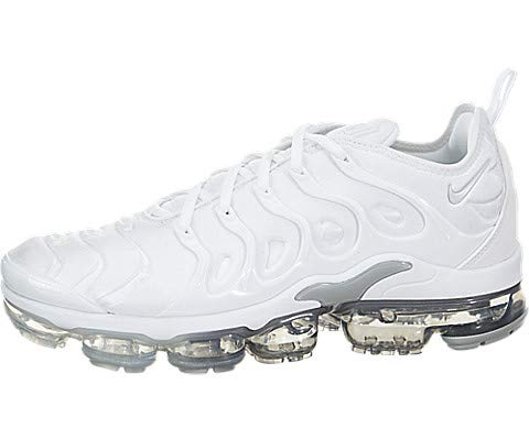 1258ed84c2 Nike Air Vapormax Plus, Zapatillas de Running para Hombre, (White/Pure  Platinum