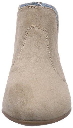 Tamaris 25308 Damen Chelsea Boots Braun (Pepper Suede 343)