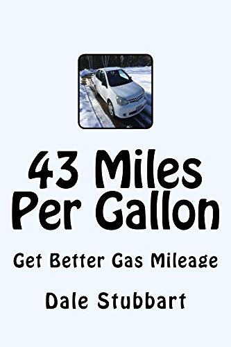 43 Miles Per Gallon (English Edition) eBook: Stubbart, Dale ...
