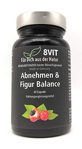 Abnehmen & Figure Balance - für Männer und Frauen - Hergestellt in Deutschland - natürlich abnehmen unterstützend