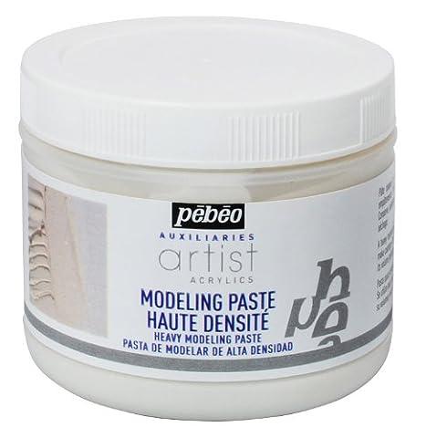 Pebeo 500 ml Heavy Modeling Paste,